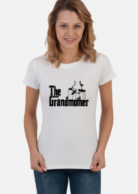 Koszulka Grandmother Damska