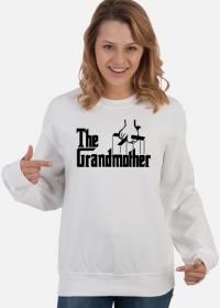 Bluza bez kaptura Grandmother Damska