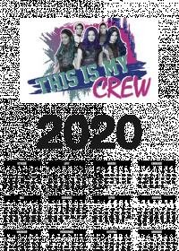 KALENDARZ 2020 - THIS IS MY CREW!