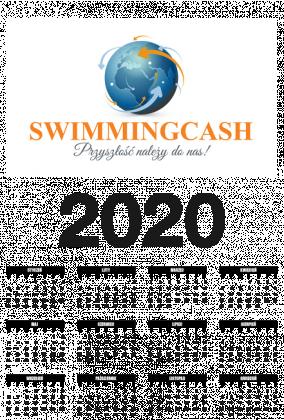 Kalendarz Swimmingcash