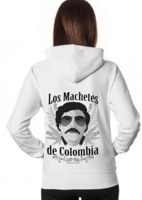 Bluza Los Machetes Biała (damska)