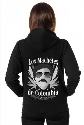 Bluza Los Machetes Czarna (damska)