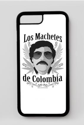 Etui iPhone 7/8 Los Machetes