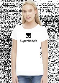 Super Babcia - Super Cat - prezent dla babci