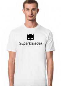 Super Dziadek - super bohater - prezent na Dzień Dziadka