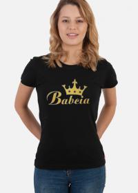 Koszulka damska - Babcia