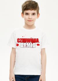 Chłopięcy T-Shirt: CZERWONA ARMIA