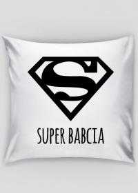 Super Babcia - poduszka na Dzień Babci