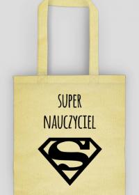 Super Nauczyciel - torba dla nauczyciela