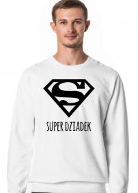 Super Dziadek - bluza dla super dziadka