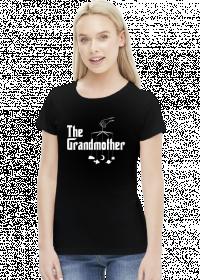Prezent na Dzien Babci koszulka The Grandmother