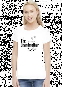 Prezent dla babci koszulka The Grandmother