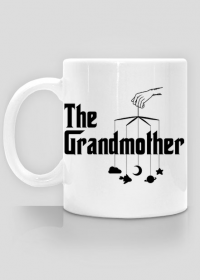 The Grandmother kubek prezent dla babci