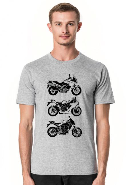 3 motorcykle koszulka vol. 2