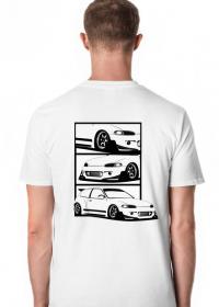 T-shirt Honda Civic Pandem
