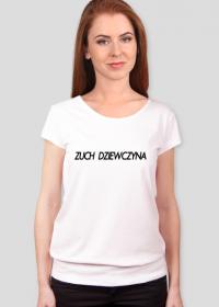 Koszulka damska - Zuch Dziewczyna