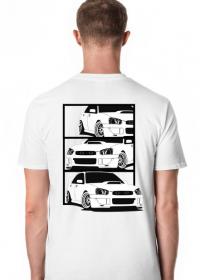 T-shirt Subaru