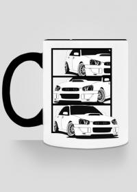 Kubek Subaru