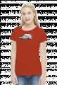 Koszulka Polonez 8-bit Damska