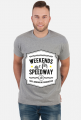 Koszulka - WEEKENDS ARE FOR SPEEDWAY