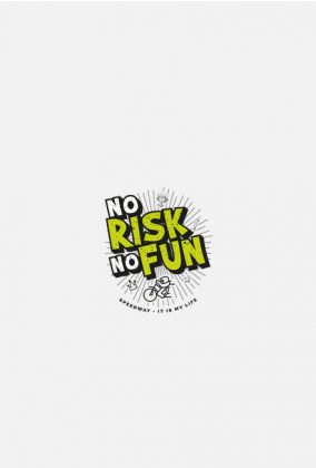 Koszulka - NO RISK NO FUN