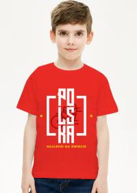 Koszulka - POLSKA