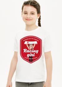 Koszulka - RACING GIRL