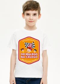 Koszulka - OD MAŁEGO NA CAŁEGO