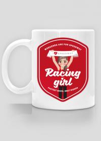 Kubek - RACING GIRL