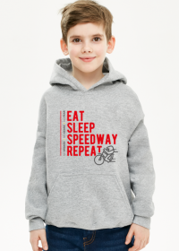 Bluza - EAT - SLEEP - SPEEDWAY - REPEAT
