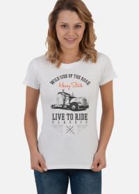 Koszulka damska Trucker