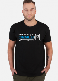 Tesla Męska - Czarna