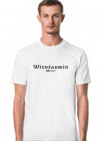 Wiedźadmin Męska - Biała