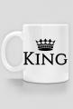 Kubki dla par - King Queen
