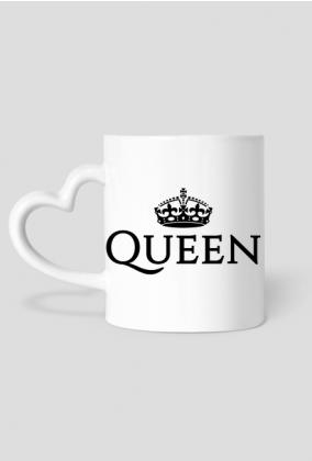 Kubki dla zakochanych King Queen walentynki