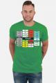 Koszulka Etykiety Ratownik