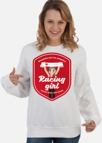 Bluza - RACING GIRL