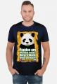Panda save planet rasizm. Pada
