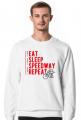Bluza - EAT - SLEEP - SPEEDWAY - REPEAT