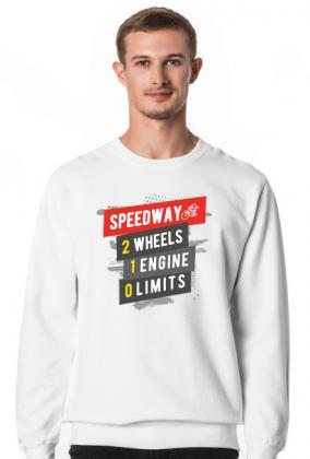 Bluza - SPEEDWAY - 2 WHEELS - 1 ENGINE - 0 LIMITS