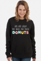 Bluza damska ABS are great but have you tried donuts - czarna