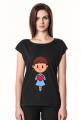 Koszulka - Mała Walentynka