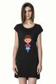 Koszula Nocna - Mała Walentynka