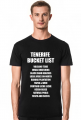TENERIFE BUCKET LIST vol. 2 black