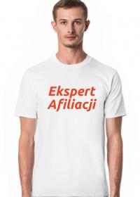 T-shirt Ekspert Afiliacji