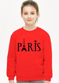 Dziecięca Bluza Paris