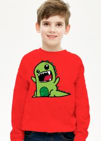 Bluzka Dino