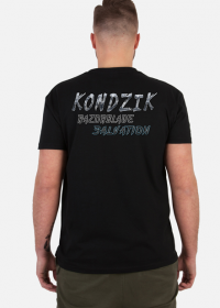 T-Shirt Męski Kondzik - Razorblade Salvation (2019)