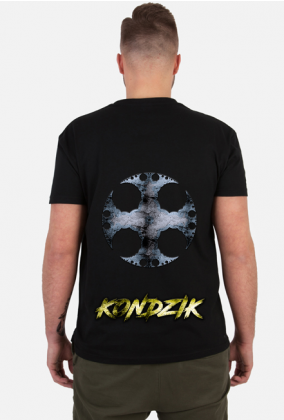 T-Shirt Męski Kondzik - The Age Of War (2020)
