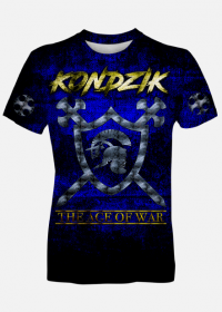 T-Shirt Męski FullPrint Kondzik - The Age Of War (2020)